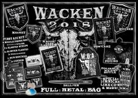 Wacken Open Air - Der Full Metal Bag 2018