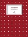 Rio Reiser - Rio Reiser - Liederbuch