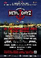Metaldays - Wild trifft kunterbunt bei den 2. Hamburg Metal Dayz