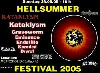 Graveworm - Hellsummer Festival