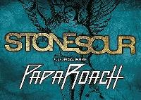 Stone Sour - Deutschlandtournee Ende diesen Jahres mit Papa Roach!