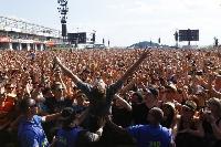 Rock am Ring - Erfolgreicher Start bei Rock am Ring 2014