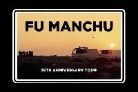 "Fu Manchu - ""25th Anniversary"" Tour 2015"