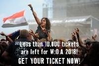 Wacken Open Air - Sichert euch eines der letzten W:O:A-Tickets