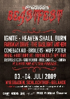 Vainstream Beastfest - Vainstream Beastfest 2009 - Neue Location