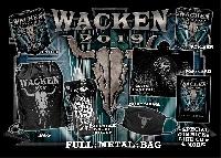 Wacken Open Air - Der W:O:A 2019 Full Metal Bag stellt sich vor