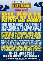 Hurricane Festival, Southside Festival - News vom Hurricane und Southside Festival 2009