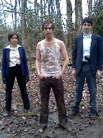 """The Thermals - """"Everybody try to get laid."""""""