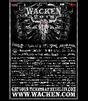 Wacken Open Air - W:O:A 2018 - Running Order Update