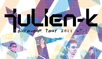 Julien-K - Julien-K Tourdaten 2011