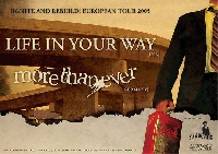 Life In Your Way, More Than Ever - Ignite & Rebuild - European Tour 2005