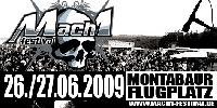 Mach1 Festival - Mach 1 Festival in Montabaur und der Westerwald hebt ab