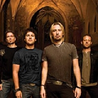 """Nickelback - """"Here And Now"""" - Welttournee"""