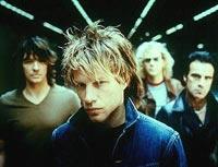 Bon Jovi, Nickelback