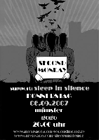 Second Monday, sleep in silence