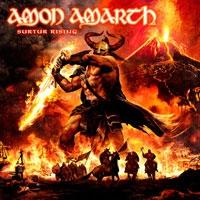 Amon Amarth - Amon Amarth's neuer Song 'For Victory Or Death' feiert weltweite Premiere auf der Homepage des deutschen Metal Hammer!