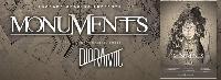 Monuments - Deutschland Tournee mit Dioramic!