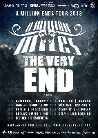 A Million Miles, The Very End - A Million Miles gehen auf A Million Ends-Tour 2013