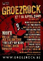 Groezrock - Groezrock 2009: mehr Bands