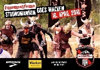 Wacken, Wacken Open Air - Premiere in Wacken: Fisherman's Friend StrongmanRun