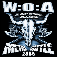 Wacken Open Air - W:O:A Metal Battle Germany 2009 startet ins Finale