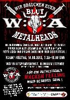 Wacken Open Air - Voller Erfolg bei der Wacken Blutspende