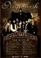 Nightwish - IMAGINAERUM Europa-Tour 2012
