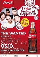 Coca-Cola - Coke Festival of Happiness am Brandenburger Tor