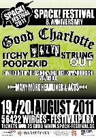 spAck! Festival - Headliner-Granate beim spAck! Festival 2011