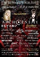 Metal Female Voices Fest - Epcia sind weiterer Headliner beim Metal Female Voices Fest