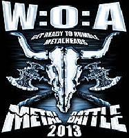 Wacken Open Air - Teilnehmer der deutschen Metal-Battle Halbfinal-Entscheide stehen fest