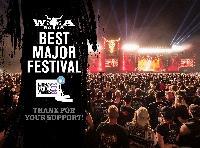 """Wacken Open Air - Wacken Open Air wurde das """"Best Major Festival"""""""