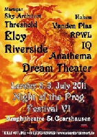 Night of The Prog Festival