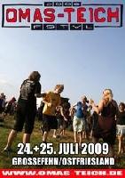 Omas Teich Festival - Omas Teich Festival 2009 - Erweiterung?