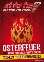 Disco Ensemble, Star FM - Star FM Osterfeuer