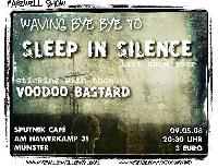sleep in silence