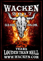 "Wacken Open Air - W:O:A 2017 meldet ""Sold Out"""