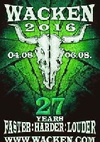 Wacken Open Air - W:O:A 2016 Festival-ABC ist online