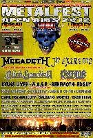 Metalfest Open Air - Metalfest Open Air West 2012 - Feiern bis der Arzt kommt