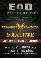 Solar Fake, Frozen Plasma