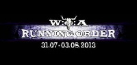 Wacken Open Air - Wacken Open Air Running Order Tool 2013