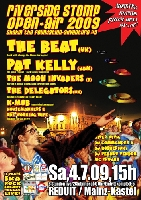 The Beat, Pat Kelly, The Moon Invaders, The Delegators