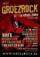Groezrock - Groezrock 2009 - Die ersten Bands