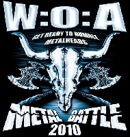 Wacken Open Air - Harter Kampf beim Metal Battle 2010
