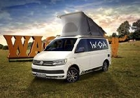 Wacken Open Air - W:O:A Camping im VW Bus