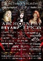 Metal Female Voices Fest - Ticketdiebstahl beim Metal Female Voices Fest