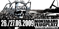 Mach1 Festival - Auch 2009 rockt das Mach1 Festival den Westerwald