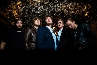 Deer Tick - Supportbands mit Herz