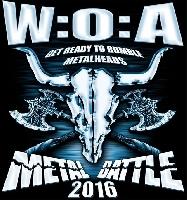 Wacken Open Air - Die Finalisten des Metal Battle Deutschland 2016 stehen fest