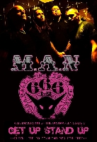 """M.A.N. - Free Download der neuen M.A.N. Single """"Get Up Stand Up"""" (Bob Marley Cover)"""